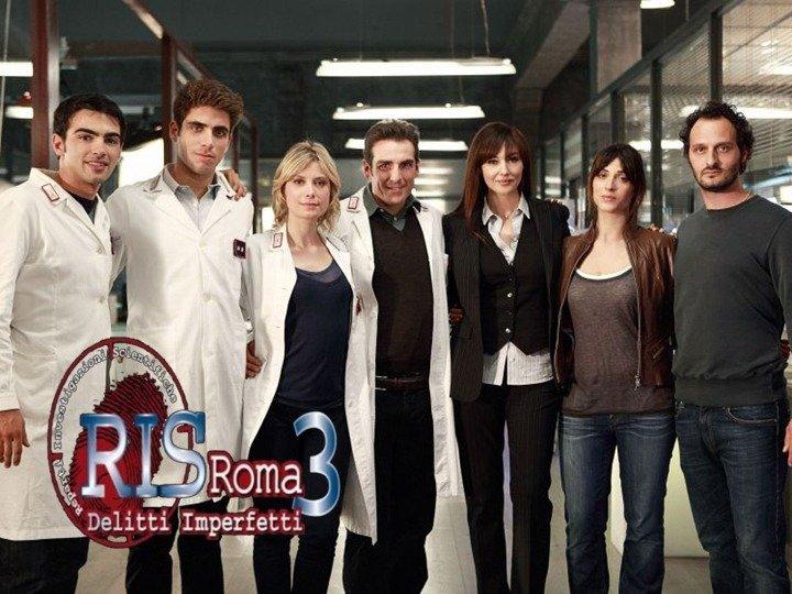 R.I.S. Roma: Delitti imperfetti