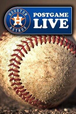 Astros Postgame Live