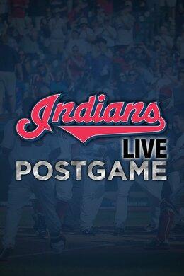 Indians Live Postgame